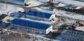 Модульные здания общежития